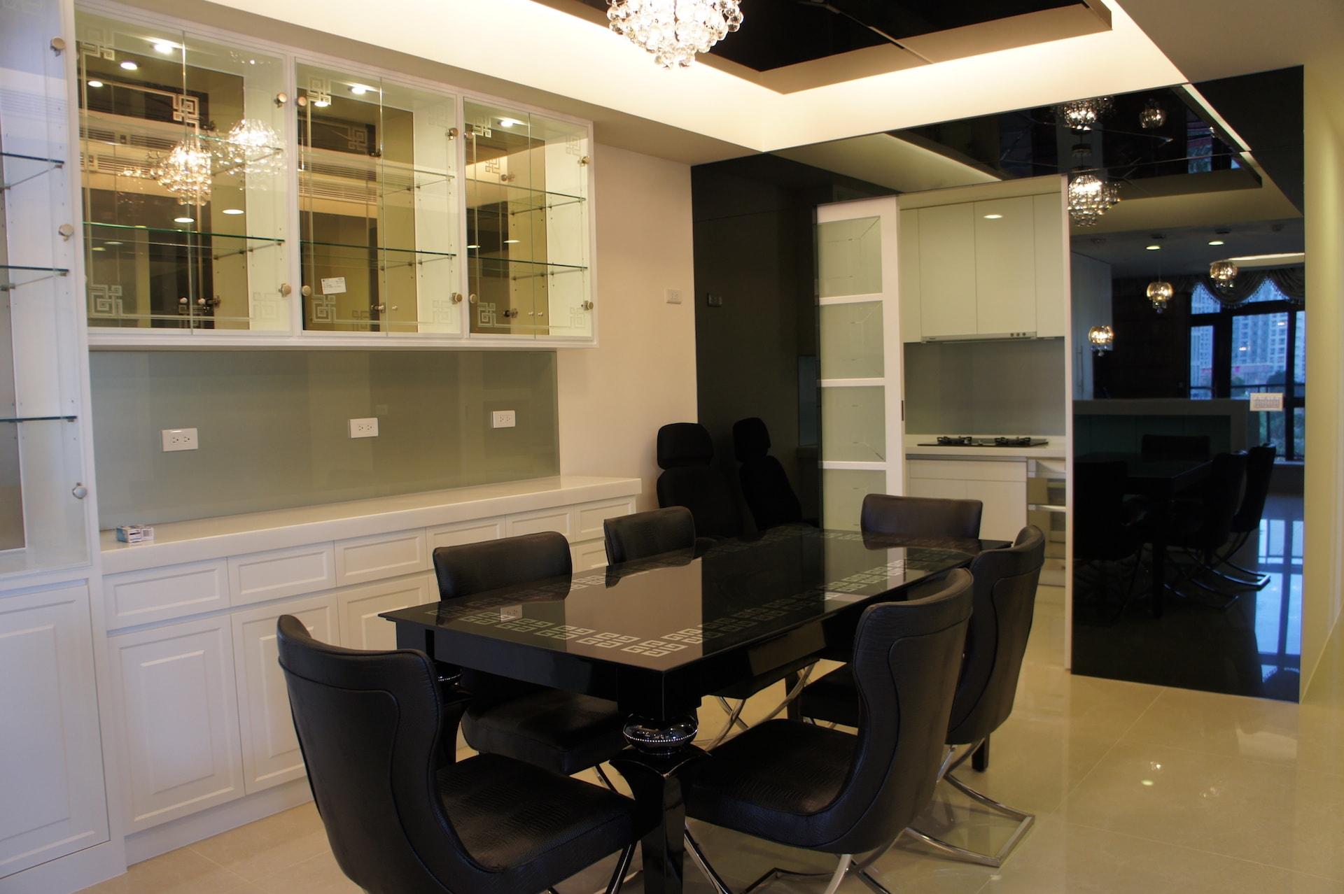 現代風格的居家裝潢